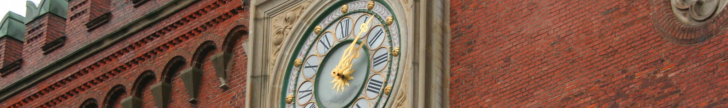 Rådhusets ur
