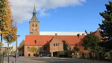 Odense Domkirke og Historiens Hus