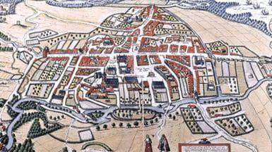 Braunius' Odensekort 1593